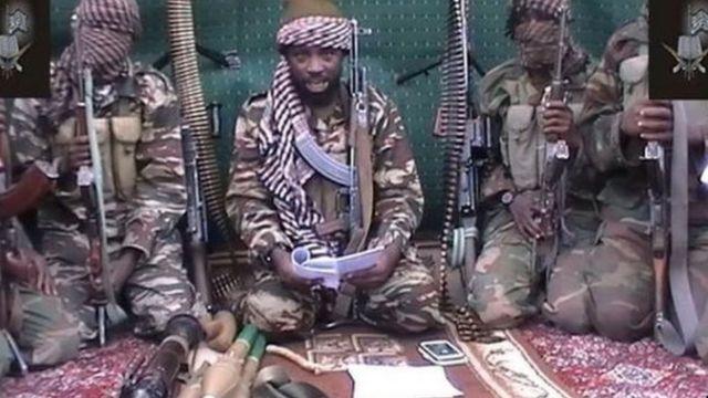 Abarwanyi b'umutwe wa Boko Haram