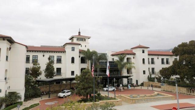 Doğumun gerçekleştiği hastane: Santa Barbara Cottage Hospital