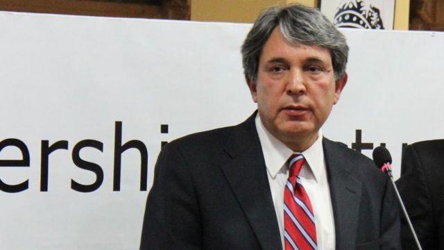 محمود کرزی، سرپرست وزارت شهرسازی
