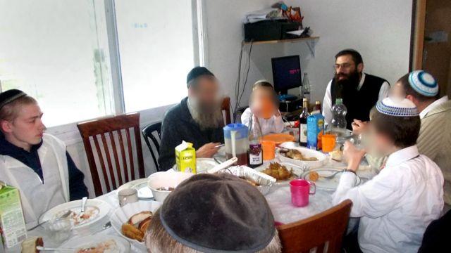 Adam Thomas em Israel