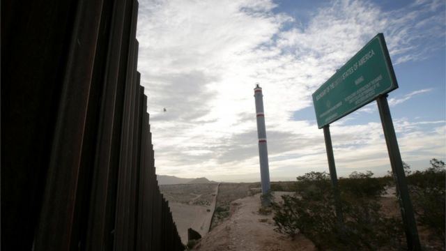 Frontera entre México y EE. UU.