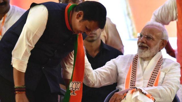 नरेंद्र मोदी, देवेंद्र फडणवीस, महाराष्ट्र विधानसभा चुनाव 2019