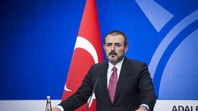 AKP Sözcüsü Mahir Ünal
