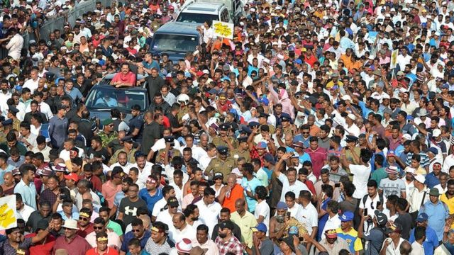 இலங்கை: நிராசை மிகுந்த எதிர்காலம்