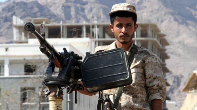 Soldado yemenita