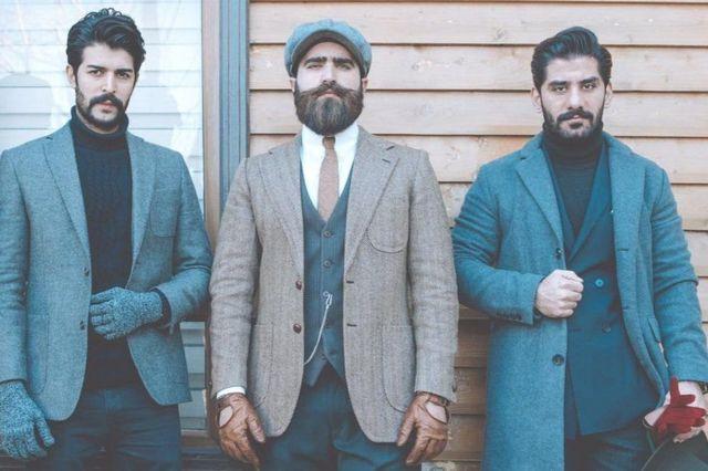 """""""مستر أربيل"""" عشاق الموضة من أكراد العراق حديث وسائل التواصل الاجتماعي"""