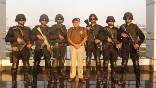 उत्तर प्रदेश के पुलिस महानिदेशक ओपी सिंह