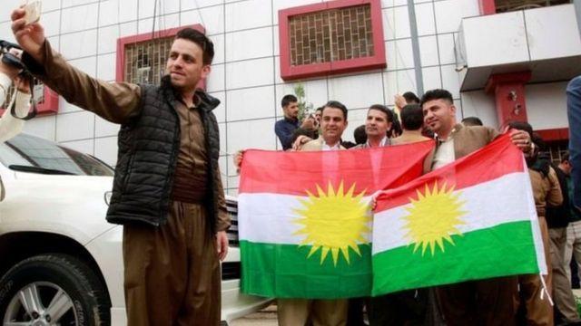 Iraql kürdlər