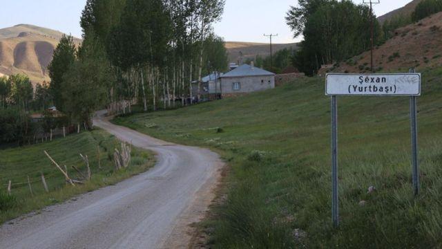 Yurtbaşı köyü