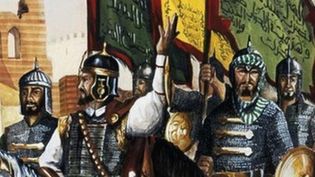 صلاح الدین ایوبی کی یروشلم آمد