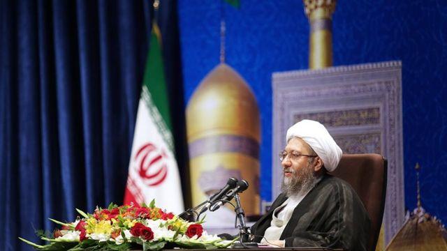 صادق لاریجانی، رئیس قوه قضائیه ایران