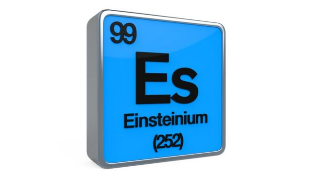 Einstenium
