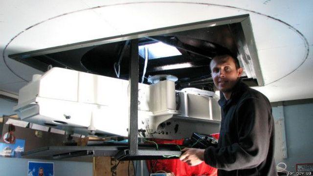 Озонометр Добсона - прилад для вимірювання вмісту озону в атмосфері