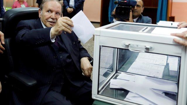 Algérie,politique