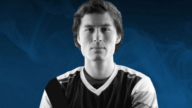 """Phillip """"Phizzurp"""" Klemenov en la página oficial de su equipo, H2K"""