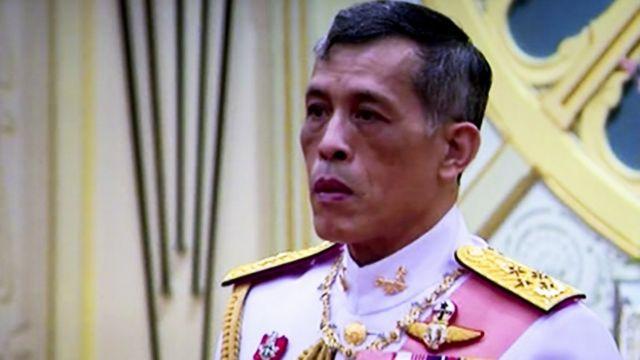 थाईलैंड के युवराज माहा वाजीरालोंग्कोर्न