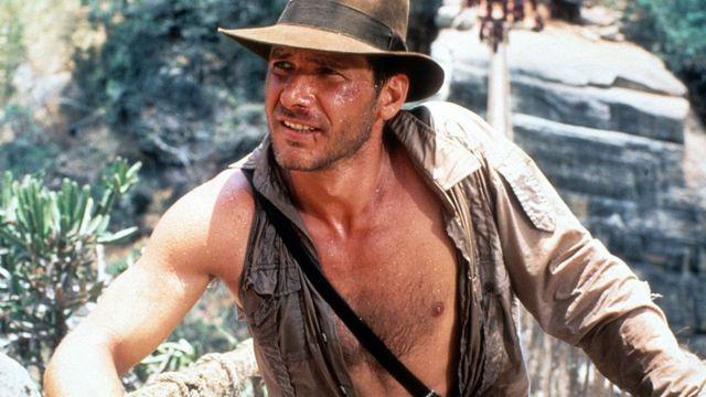 """""""Индиана Джонс и храм судьбы"""" - второй фильм серии фильмов о приключениях археолога и искателя приключений Индианы Джонса."""