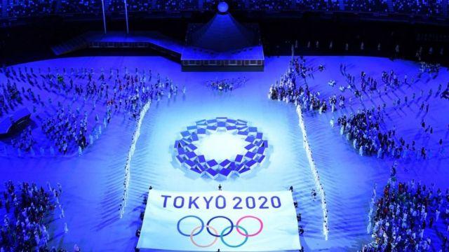 Tokio: 5 momentos destacados (y lo que no se vio) de la inauguración de los Juegos  Olímpicos - BBC News Mundo