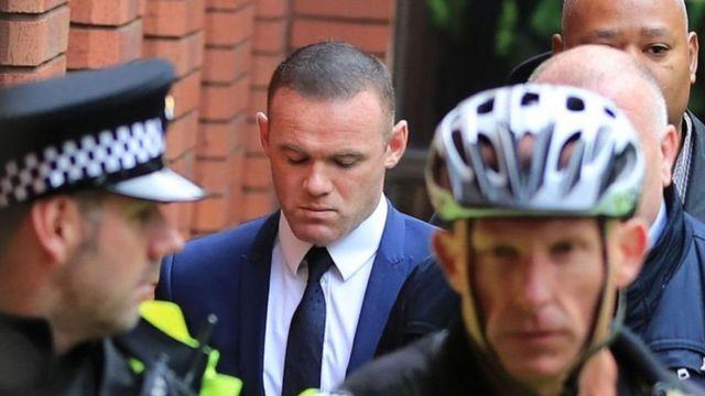 Rooney avuga ko urwo rubanza rwononye isura yari afise mu mupira w'amaguru