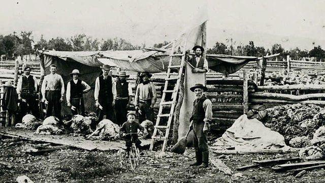 Welsh settlers