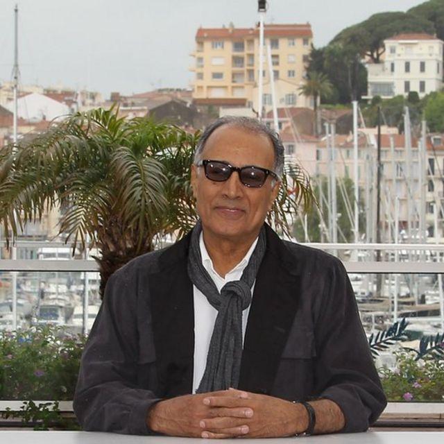 Kiarostami en Cannes