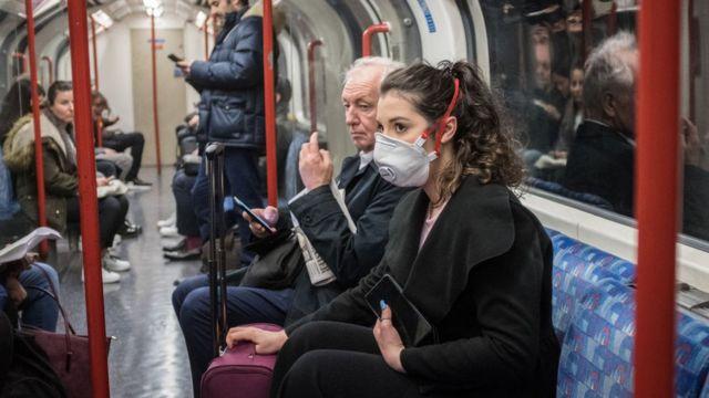 肺炎疫情:新冠病毒蔓延下英國人如何防疫- BBC 英伦网