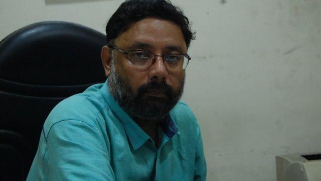 माओवादी मामलों के विशेषज्ञ और वरिष्ठ पत्रकार रुचिर गर्ग