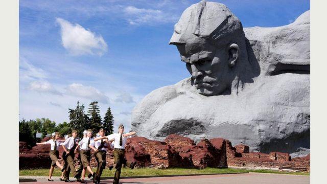 "Брест, Белоруссия, 2008 г. [""Красное путешествие"" #58]"