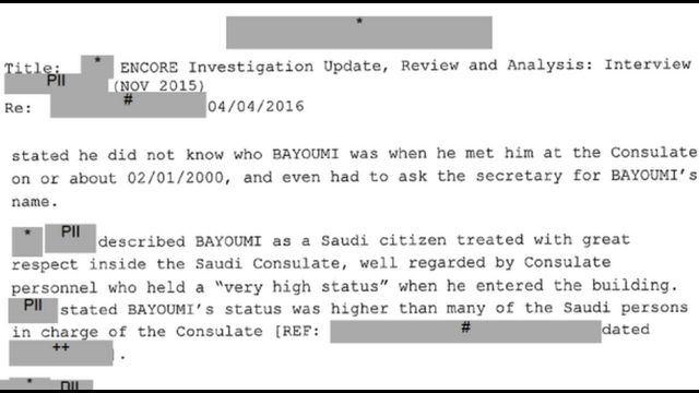 Документ ФБР