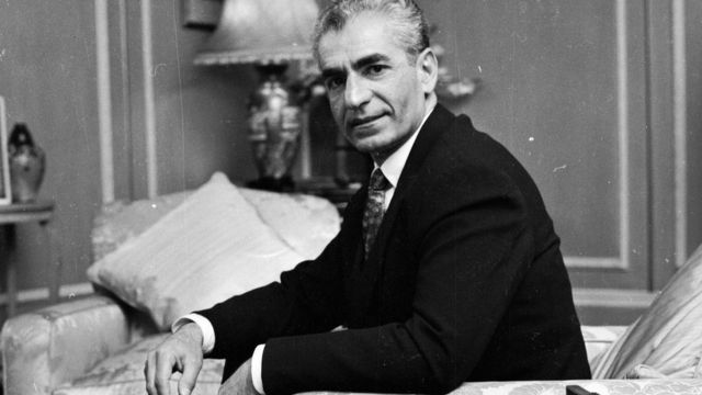 محمد رضا شاه