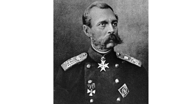 Александр II, российский император