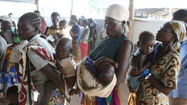 """الأمم المتحدة تحذر من """"فظائع جماعية"""" محتملة في جنوب السودان"""