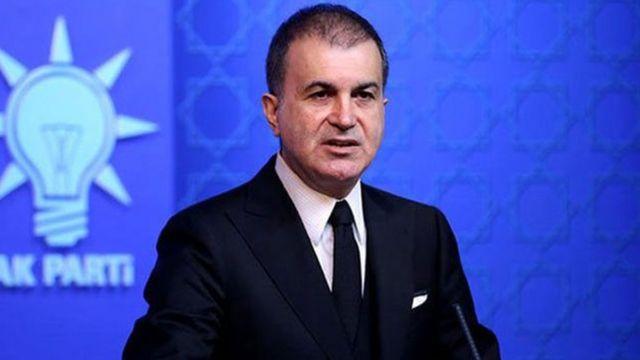 AKP Sözcüsü Ömer Çelik