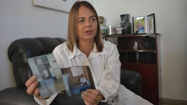 Médica cubana
