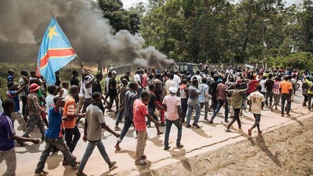 Maandamano DRC, yadaiwa kupungua