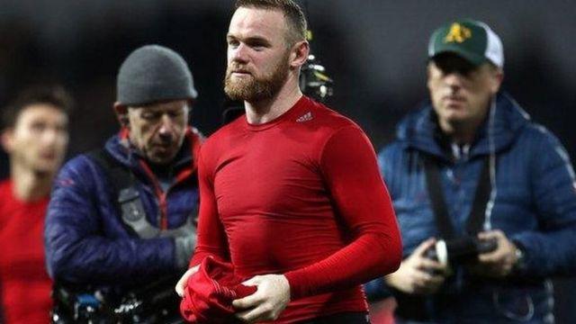 Rooney zai je ya bayar da rigarsa