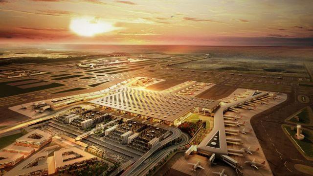 İstanbul Havalimanı ile ilgili bugüne kadar neler iddia edildi, inşaatı gerçekleştiren İGA nasıl yanıt verdi? - BBC News Türkçe