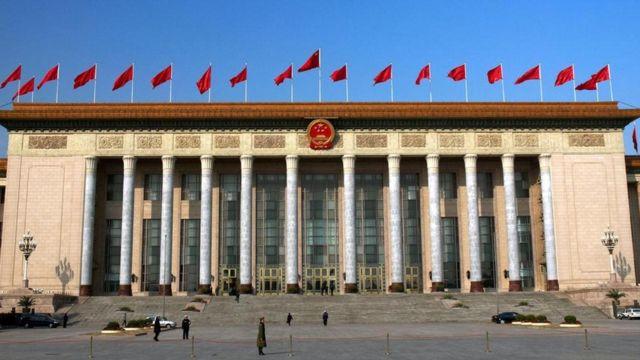 Дом народных собраний, Китай, 1958-59 гг.
