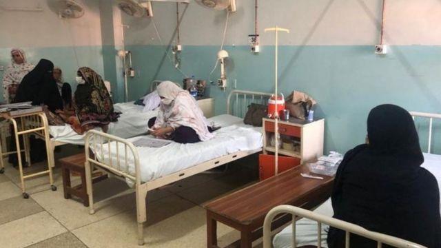 صحت  عمران خان: 'ابھی 26 مہینے ہوئے ہیں اور لوگ کہتے ہیں عمران صاحب کدھر گیا نیا پاکستان'  115102767 mediaitem115102766