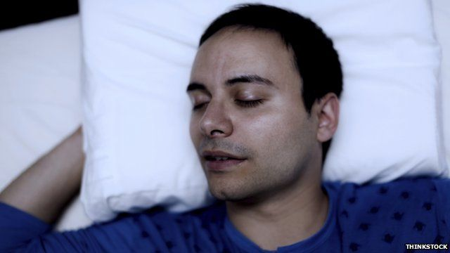 Eye movements 'change scenes' during dreams