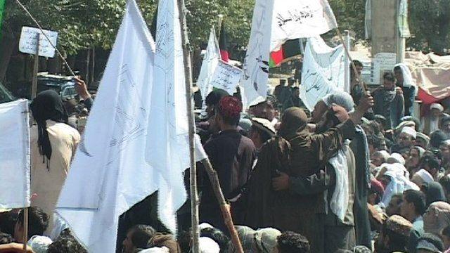 تظاهرات در قره باغ