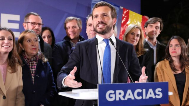 El Partido Popular logró recuperar más de 20 escaños pero ahora enfrenta la competencia de Vox por la derecha.