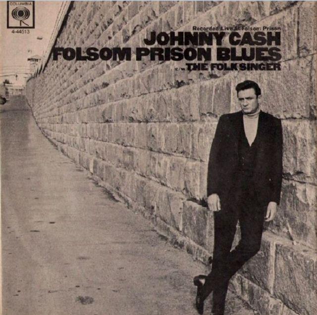 Обложка сингла Folsom Prison Blues
