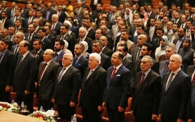 مجلس جدید عراق