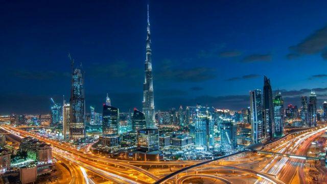 Дубай гораздо больше похож на Лондон или Нью-Йорк, где люди постоянно куда-то спешат