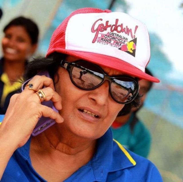 சாந்தா ரங்கசாமி