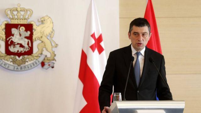 Георгий Гахария (3 марта 2020 года)