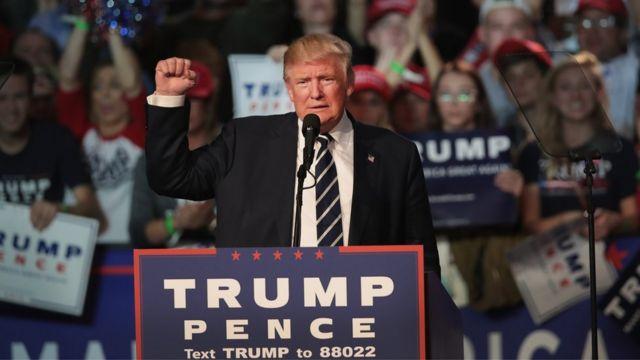 Donald Trump rafle l'important état de la Floride et ses 29 grands électeurs,