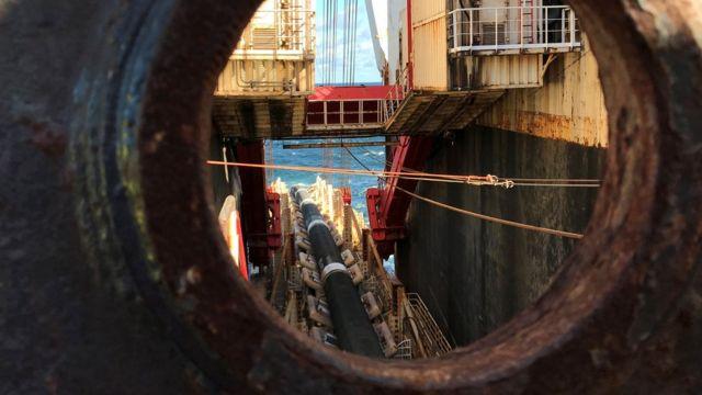 Đường ống Nord Stream 2 dự kiến đưa 55 tỷ mét khối khí đốt một năm từ Nga sang thẳng Đức