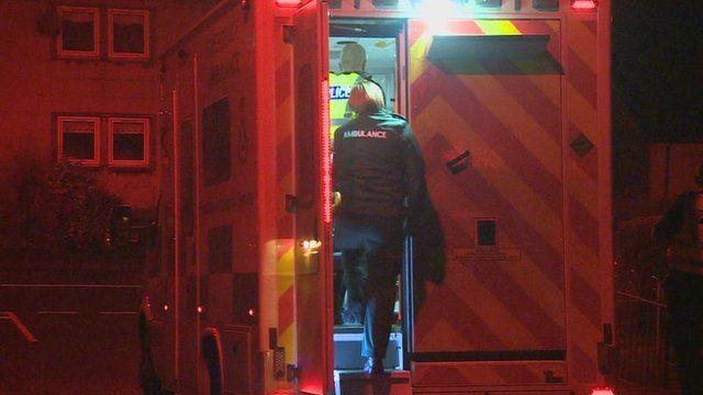 Ambulance call out